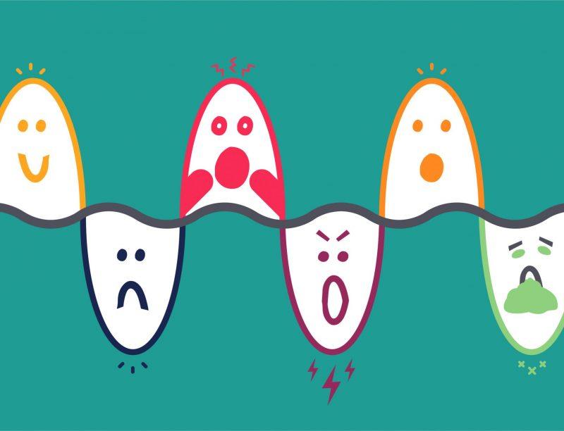 Les 6 familles d'émotions