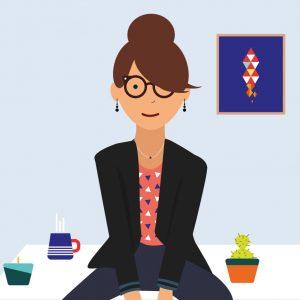 Sophie Koubbi - Praticienne PNL, coach en développement personnel, illustratrice