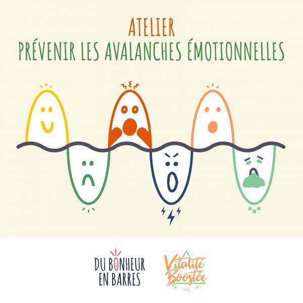 Prévenir les avalanches émotionnelles