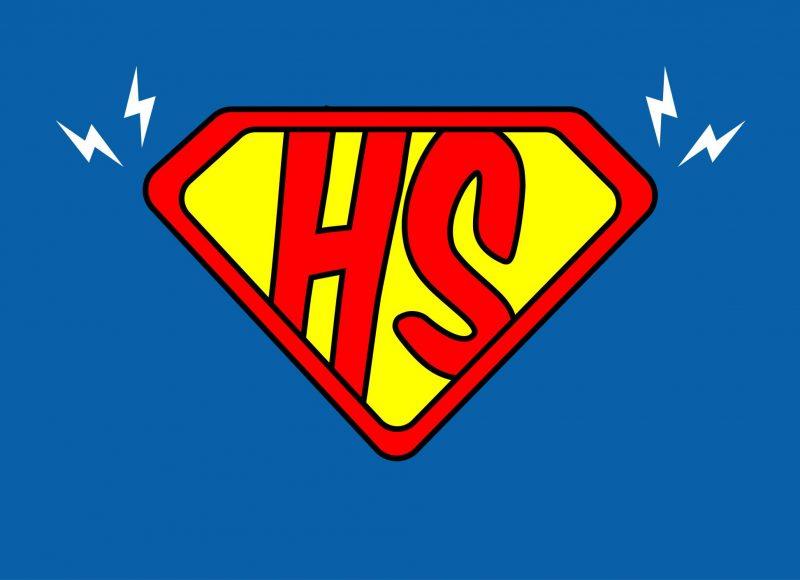 Hypersensible = Super-héros