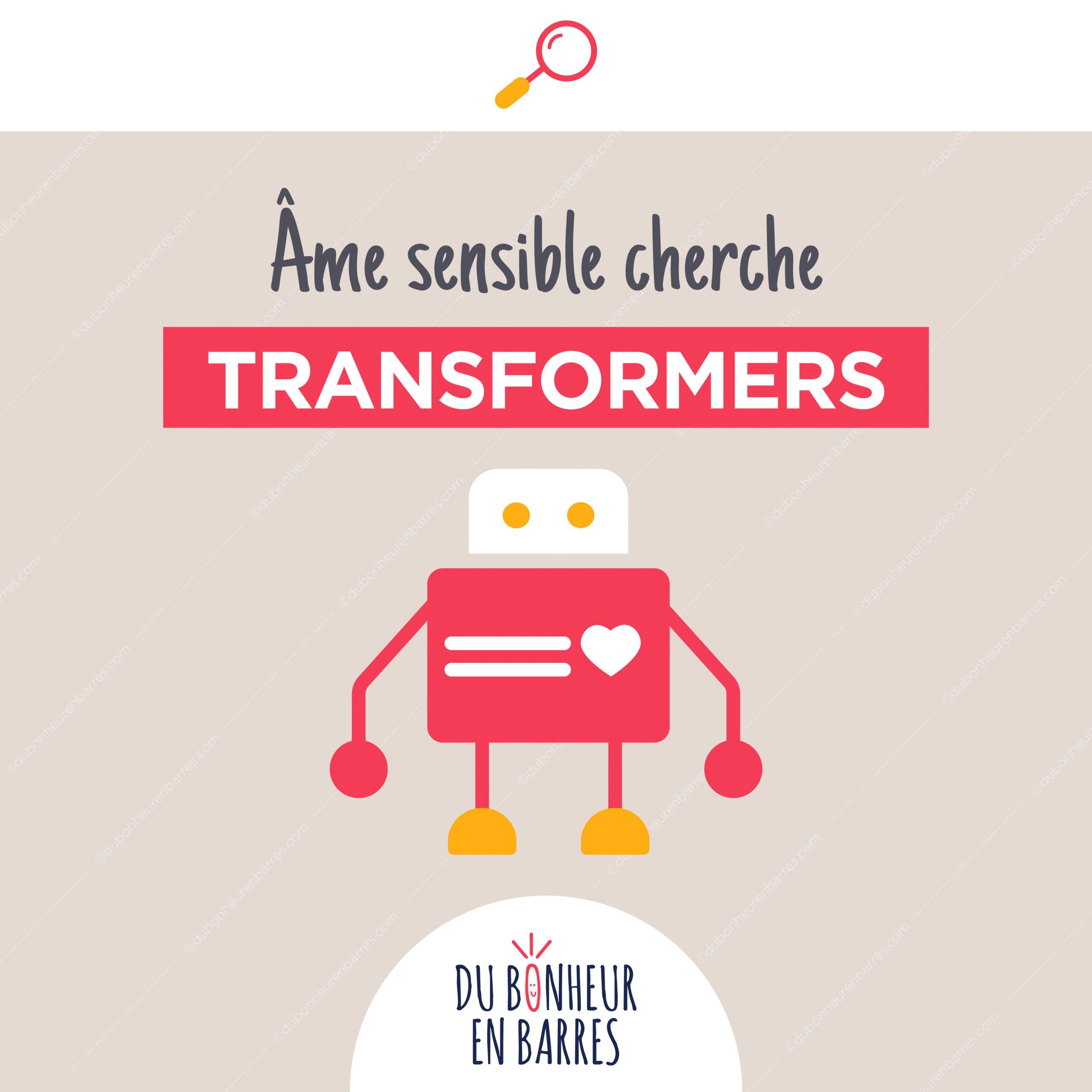 Hypersensible cherche transformers
